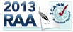 ICANN Accredited RAA 2013
